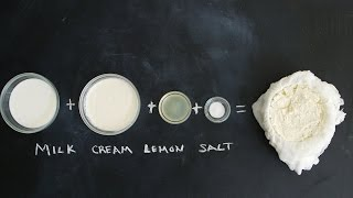 How To Make Homemade Ricotta In Under an Hour - Kitchen Conundrums with Thomas Joseph by Everyday Food