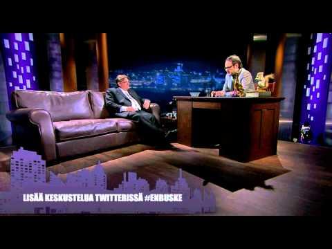 Tuomas Enbuske Talk Show - Jakso 15 - Vieraana Timo Soini tekijä: tvviisi
