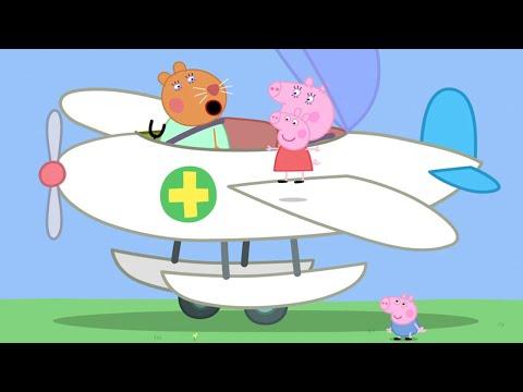 Kids First - Peppa Pig en Español - Nuevo Episodio 5x13 - Español Latino