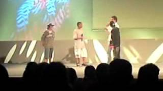 Video OutieSs crew and M4TTY LIVE  MB SHOW!!