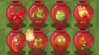 Plants Vs Zombies 2 Rompejarrones de Plantas de FuegoEstos rompejarrones son de plantas de fuego, donde incluyen toda aquella plantas que son de tipo fuego y los explosivos.