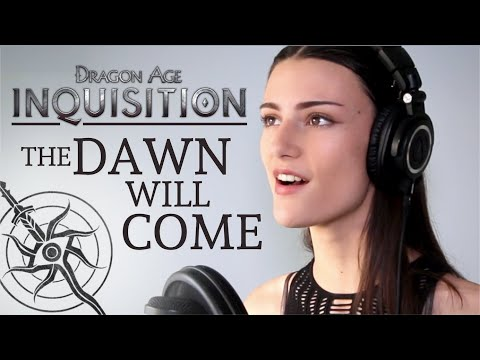 """Trevor Morris  """"The Dawn Will Come"""" Cover by Rachel Hardy"""