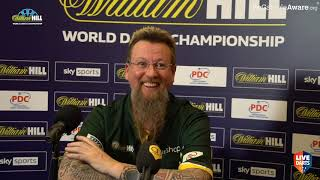 """Emotional Danny Baggish on beating Adrian Lewis: """"No one picked me, but I don't care"""""""