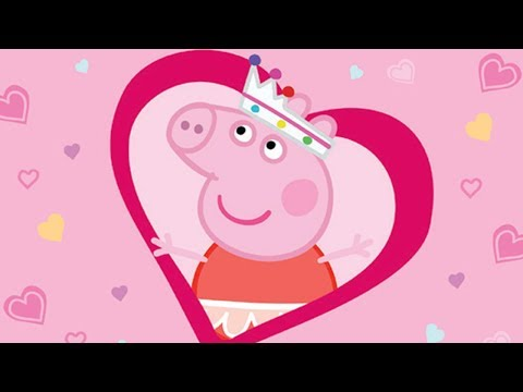 Peppa Pig English Episodes  Valentine's Day Special  Peppa Pig Official