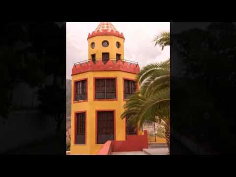 """Das Rathaus """"Doña Trinidad Grund de Heredia"""", Carratraca"""