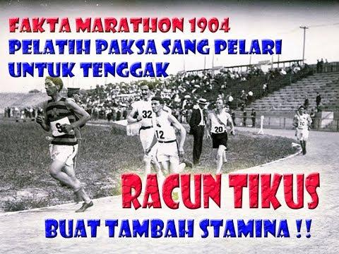 Fakta Mencengangkan Olimpiade 1904 cabang Marathon Lebih Mengerikan Daripada Hunger Games