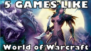Games Like World Of Warcraft (WoW) - Best MMORPGs