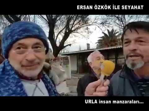 Ersan Özkök ile seyahat URLA insan manzaraları