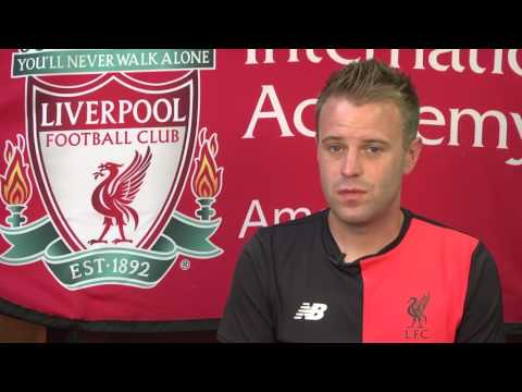 Liverpool FC International Camp New Jersey July 17  - 21