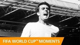 Geoff Hurst erzählt vom WM-Finale 1966