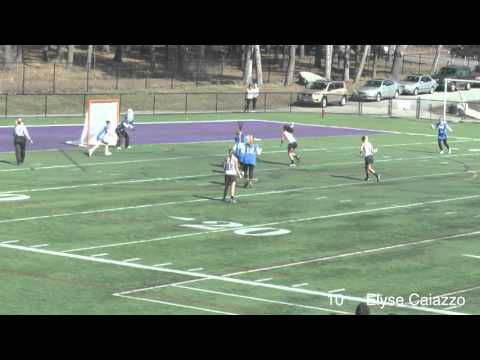 WLAX Highlights vs. Johnson & Wales 3/26/16