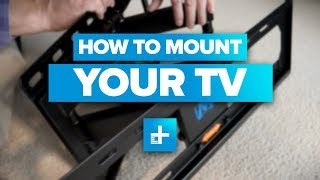 Video How to Wall Mount a TV MP3, 3GP, MP4, WEBM, AVI, FLV November 2018