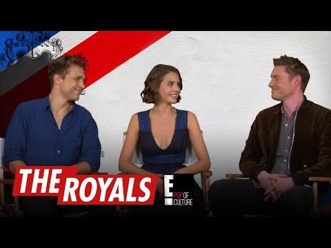 The Royals   The Royal Hangover Season 4, Ep. 6   E!