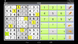 Sudoku 10'000 Free YouTube video