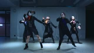 【MoSuLa】Ghost Under the Umbrella 踊ってみた【オリジナル振付】