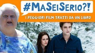 Video I Peggiori Film Tratti da un LIBRO #MaSeiSerio - Naked Panda MP3, 3GP, MP4, WEBM, AVI, FLV Mei 2017