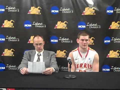 Men's Basketball Postgame Press Conference - Tiffin