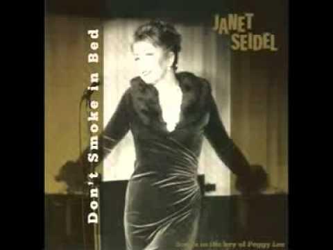 Tekst piosenki Janet Seidel - Don't Smoke In Bed po polsku