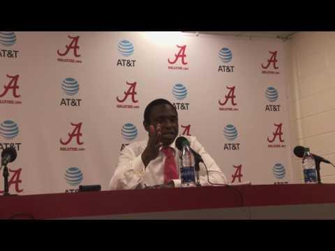Avery Johnson after Kentucky beat Alabama