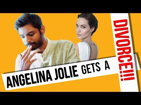 Angelina-Jolie-gets-a-divorce