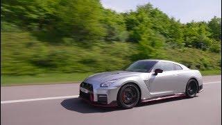 Download Lagu Gran Turismo Series Producer Kazunori Yamauchi drives the latest Nissan GT-Rs in Germany Mp3