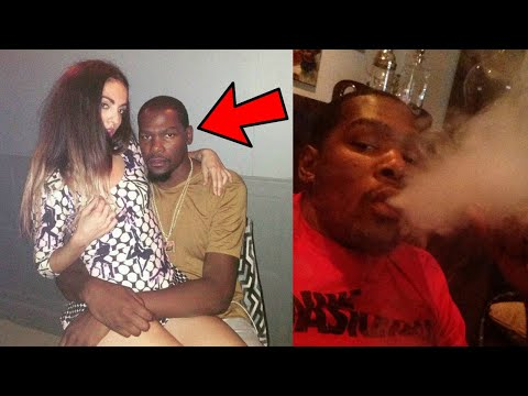 Top 10 Things You Didn't Know About Kevin Durant! (NBA)