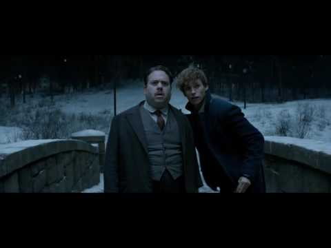 New ComicCon Trailer for Fantastic Beasts and Where to Find