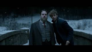 Fantastic Beasts And Where To Find Them  ComicCon Trailer HD