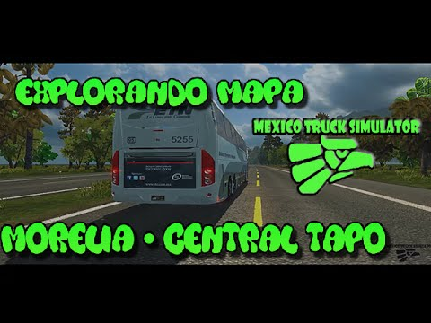 Mapa Mexico Beta v3.3 by MTS