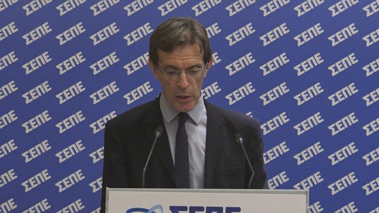 """Α. Τζήκας""""Χρειάζεται η Ελλάδα ένα τεχνολογικό άλμα"""""""