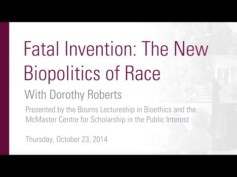 Dorothy Roberts Lecture