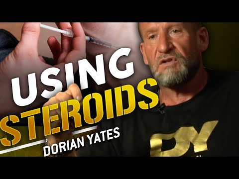 Dorian Yates Thinks Sports Would Be Better Without Steroids
