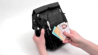 Вместительная сумка с защитой от считывания данных Tatonka Check In XL RFID
