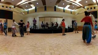 Download Lagu 360 video of a contra dance  in Nashville, Tennessee Mp3
