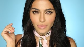 GLOWING NATURAL MAKEUP - Highly Requested by Teni Panosian