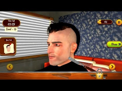 Beard styles - Barber Shop Simulator 3D - Beard And Hair Styles Salon Game   DroidGamingTV