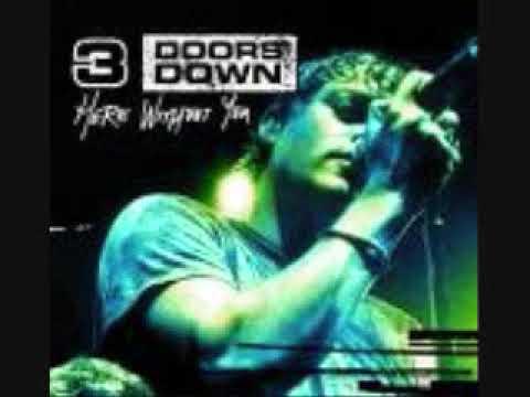 Tekst piosenki 3 Doors Down - Wasted me po polsku
