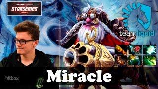 Miracle Sniper | Liquid vs VG.J | StarLadder i-League Dota 2