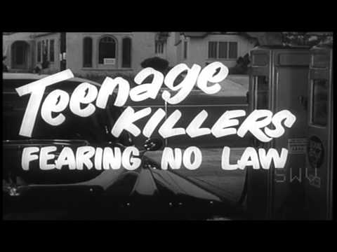 The Violent Years (1956) - Trailer