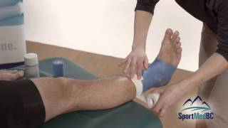 Video SportSmart: Athletic Taping - Ankle MP3, 3GP, MP4, WEBM, AVI, FLV Agustus 2019