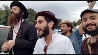 Dancing In Uman Ahead Of Rosh Hashanah - 2017