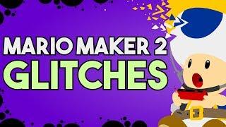 Glitches, Tricks and Broken Stuff in Super Mario Maker 2!