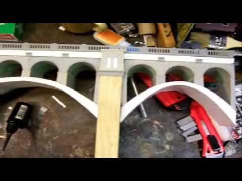 Greenlane Bridge Finally Done