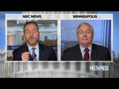 Meet The Press Broadcast Full   November 15th, 2020  (Trump - No Concession)