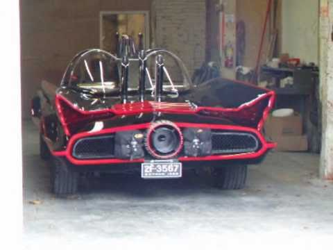 Nanananananananana to the 1966 Batmobile!