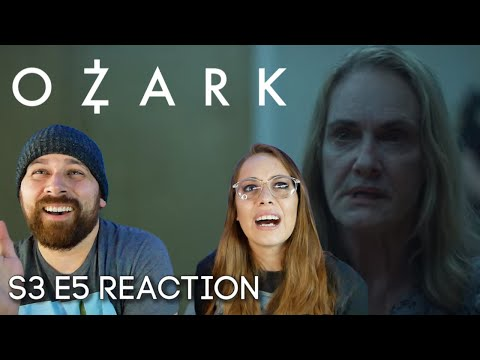 "Ozark Season 3 Episode 5 "" It Came From Michoacán"" REACTION! 3x5"