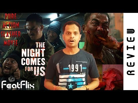 The Night Comes for Us (2018) Netflix Indonesian Action, Thriller Movie Review In Hindi   FeatFlix