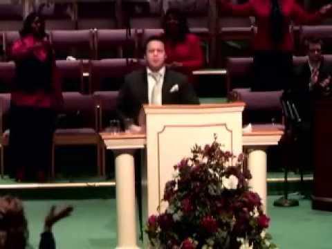 Rev. Tony Suarez @ Apostolic Tabernacle – UPC of Merced