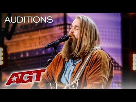 Chris Kläfford - Imagine - Original AGT audition