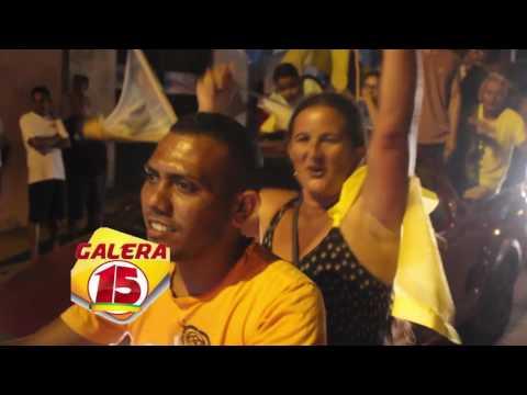 CARREATA DE GELRALDO PERI MIRIM   GALERA DO 15